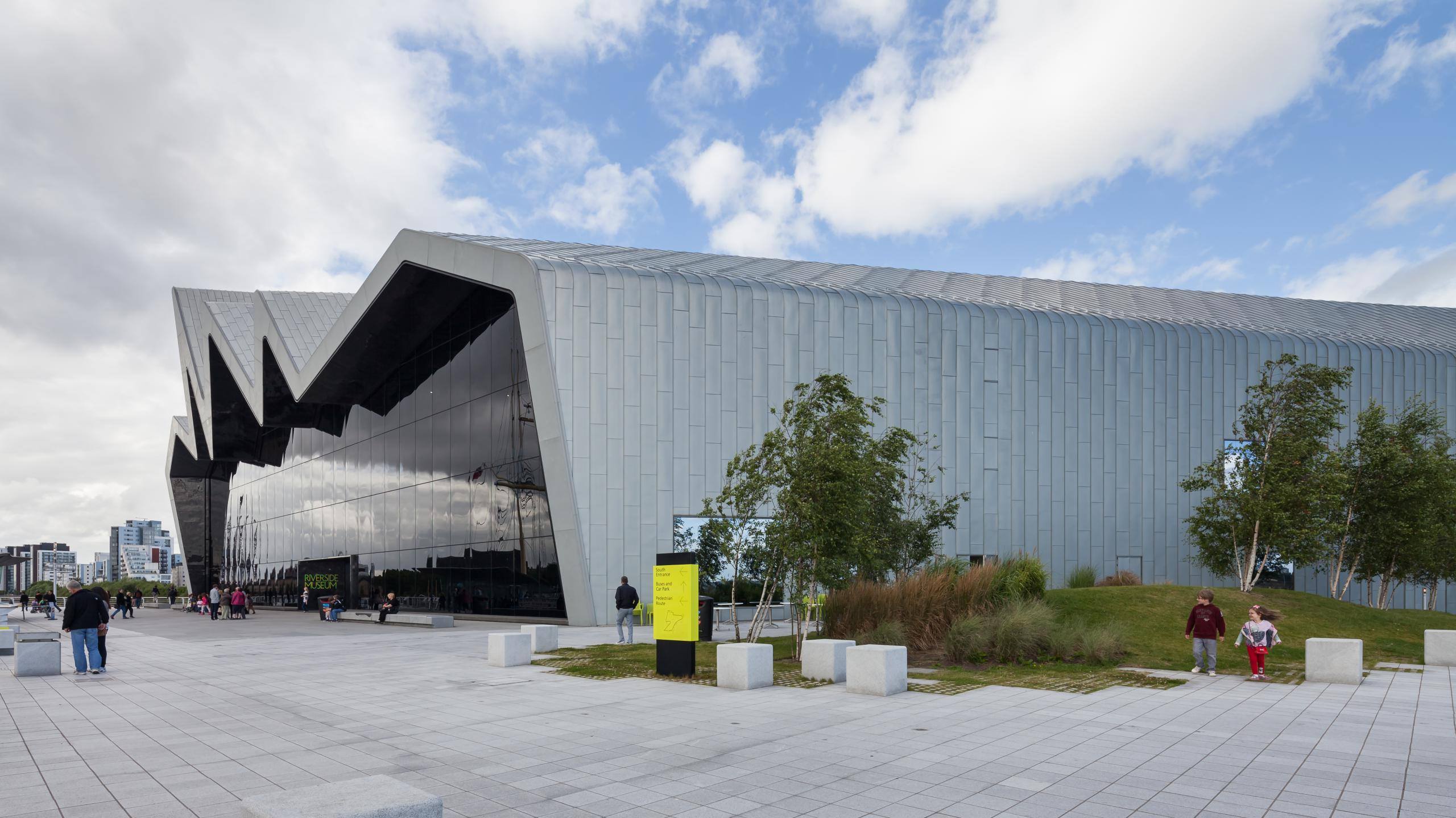 Riverside Museum of Transport