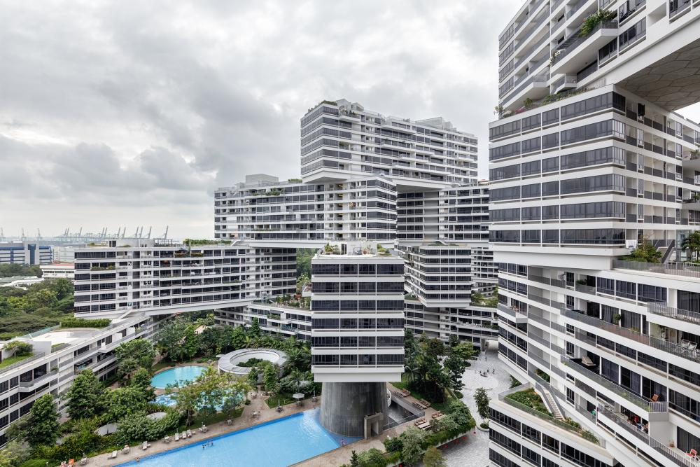 Cover photo of image set from The Interlace, designed by OMA / Ole Scheeren and located in Singapore. All photos by Pawel Paniczko Architectural Photography